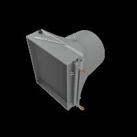 Водяные воздухонагреватели LEO AGRO SP/HP