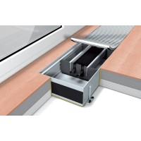 Системные конвекторы WSK 260 (глубина от 90 до 190 мм, длина от 500 мм до 5000 мм) с естественной конвекцией