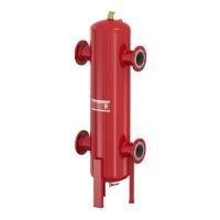 Гидравлический разделитель (стабилизатор) Flexbalance Plus F 250