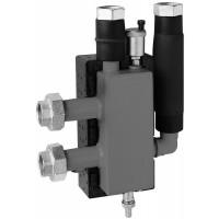 Гидравлическая стрелка МНК 25 (2 м3/ч, 60 кВт при 25 С)