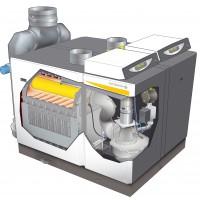 Газовые напольные конденсационные котлы серии С 630-.. Есо