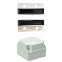 Магнитный дверной датчик со шкафом реле - DCet