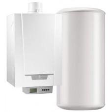 Конденсационный газовый котел PMC-S 24-34/BS 80 для отопления и ГВС